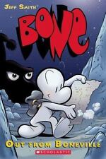 BONE: Out from Boneville by Jeff Smith (Hardcover)-- NEW--FREE SHIPPING