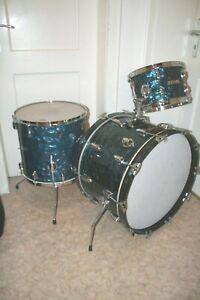Pearl Schlagzeug Kesselsatz Drumset vintage