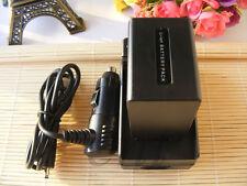 Battery NP-FV70 &Charger for SONY NP-FV30 NP-FV40 NP-FV100 Camera