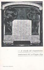 C3191) COMUNE DI BOLOGNA, A RICORDO DEL 50 ANNIVERSARIO DEL 12/6/1859.