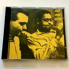 Dizzy Gillespie & Stan Getz – Diz And Getz (CD) Verve 833 559-2