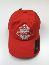 Adidas Women's Toronto FC MLS Adjustable Hat Cap Sequins One Size
