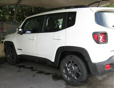 "CERCHI IN LEGA 17"" JEEP RENEGADE - NERI - ORIGINALI FIAT CHRISLER GROUP"
