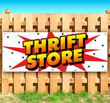Thrift Store Advertising Vinyl Banner Flag Sign Usa 15 18 20 30 48 52