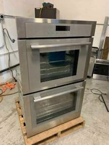 """Thermador 30"""" Steam Oven Combo Model MEDS302WS"""