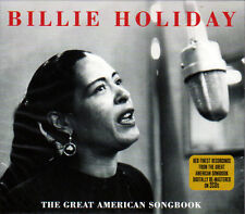 BILLIE HOLIDAY - THE GREAT AMERICAN SONGBOOK (NEW 2CD)