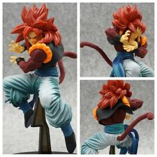 DRAGON BALL GT - Gogeta SS4 SCultures Big Vol.7, tamaño 14 cm.