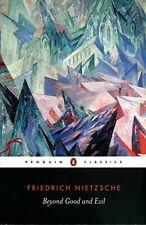 Beyond Good and Evil (Penguin Classics) New Paperback Book Friedrich Nietzsche,