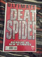 Avengers Vs New Ultimates #1 2nd Print Variant [Marvel Comics]