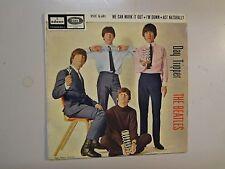 "BEATLES: Day Tripper +3- Spain 7"" 1966 Odeon E.M.I. DSOe 16.685 EP Original PCV"