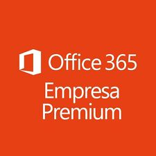 Microsoft Office 365 Empresa Premium, 1 año (Español) (5x PC/MAC)