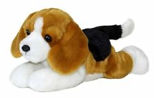 "Aurora Flopise Buddy Beagle Puppy 12"" Stuffed Animal Plush NWT 31518"