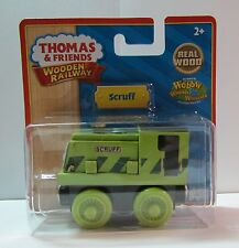 THOMAS THE TANK & FRIENDS - WOODEN SCRUFF LEARNING CURVE 2011 **NEW IN BOX**