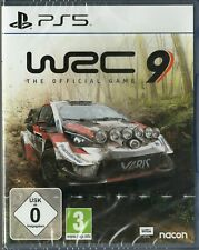 WRC 9 -- The Official Game - Standard Edition (Sony PlayStation 5, 2020) PS5