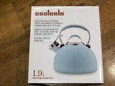 Essteele 1.9L STOVE TOP KETTLE BLUE