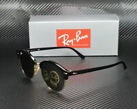 RAY BAN RB4246 901 Black Green 51 mm Unisex Sunglasses
