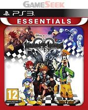 KINGDOM HEARTS 1.5 REMIX (ESSENTIALS) - PLAYSTATION PS3 BRAND NEW FREE DELIVERY