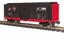 MTH 70-74091 G Scale / One Gauge 40' Box Car - Norfolk Southern First Responders