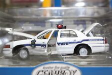Gearbox 1:43 Scale 2000 FORD CROWN VICTORIA HARTFORD POLICE #27120