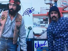 CHEECH AND CHONG Signed Autographed 11x14 PHOTO TOMMY Marin EXACT Proof CLASSIC