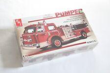 Amt Ertl 6669 pumper | fire engine truck model american lafrance 1/25 scale kit
