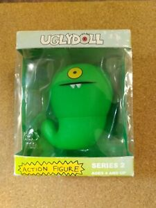 UGLY DOLL UGLY WORM UGLYWORM FUNKO POP SERIES 2 ACTION FIGURE 2009 RARE