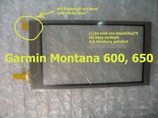 Écran Tactile Touch Screen Numériseur adapté pour Garmin Montana 600 610 650 680