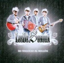 Los De Sonora : Mi Negocio Al Millón CD