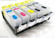 Empty Refillable Ink Cartridge For Canon Pixma MG5200 MX880 MG5220 RFB CISS