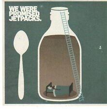 (CE190) We Were Promised Jetpacks, Medicine - 2011 DJ CD