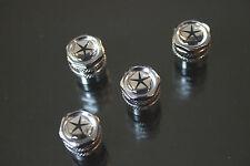 CHRYSLER WHEEL VALVE/STEM CAP KITS FOR SEBRING/VALIANT/CHARGER/REGAL/VIP/LANCER.