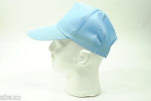 Trucker Mesh Cap/Hat Baseball Old School Vintage Classic - Light/Baby Blue