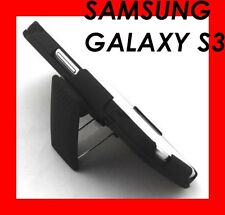 ★★★ COQUE Protection TOTAL STATION + Clip CEINTURE Pour Samsung GALAXY I9305 S3