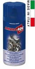 GRASSO SPRAY AL BISOLFURO DI MOLIBDENO 400 ml  100% MADE IN ITALY