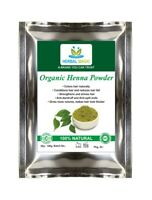 100g ORGANIC Henna Powder Triple-Sifted - Natural Hair Color/ Dye Henna Powder