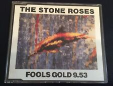 EXCELLENT CD The Stone Roses 'Fools Gold 9.53'  1989 ORE CD13 1st Pressing