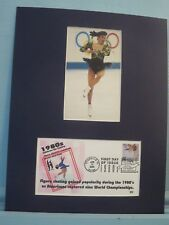 Kristi Yamaguchi - 1992  Olympic Gold Medal Winner & First Day Cover