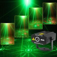 LED Laser Projektor DJ Disco Party Beleuchtung Club Licht-Effekt Bühne Lampe DE