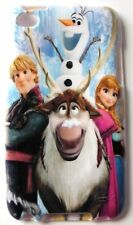 Frozen Anna,Olaf,Kristoff & Sven iPod Touch 4 4th Soft TPU Case Cover -US SELLER