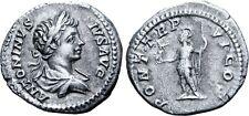 Caracalla AR Denarius.
