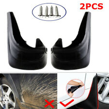 2PCS Car Mud Flaps Mudgurads Fender Dust Guards Protect Cover Black For Vans RV
