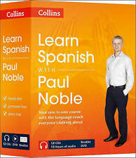 Collins Spanish with Paul Noble by Paul Noble (CD-Audio, 2010)