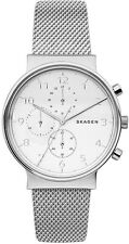 Men's Skagen Ancher Steel Chronograph Watch SKW6361