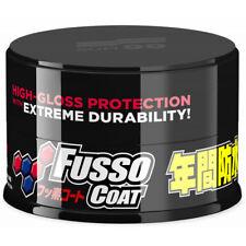(EUR17,45/100g) Soft99 Fusso Coat 12M black Versiegelung mit PTFE 200g