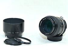 Nikon NIKKOR 105mm F/2.5 AIPortrait Lens - D610, D750, D850, DF