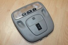 ROOF CONSOLE / INTERIOR LIGHT CONTROLS / SUNROOF CONTROL Jaguar X-Type 2001-2007