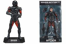 "Mass Effect Scott Ryder Green Colour Tops 7"" Figure McFarlane IN STOCK"