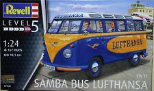 Samba Bus Lufthansa - art. 07436 - Revell 1/24