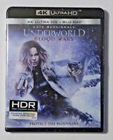 Underworld: Blood Wars (4K Ultra HD Blu-ray,  Includes Digital - NEW SEALED