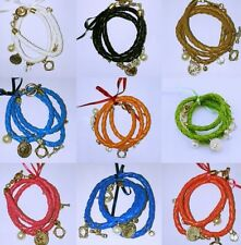 Unbranded Faux Leather Wristbands for Women